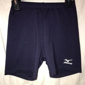 Long Dark Navy Volleyball Spandex
